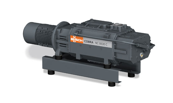 Busch COBRA Industry Dry-Screw Vacuum Pumps | Arizona Pneumatic - Tempe, AZ